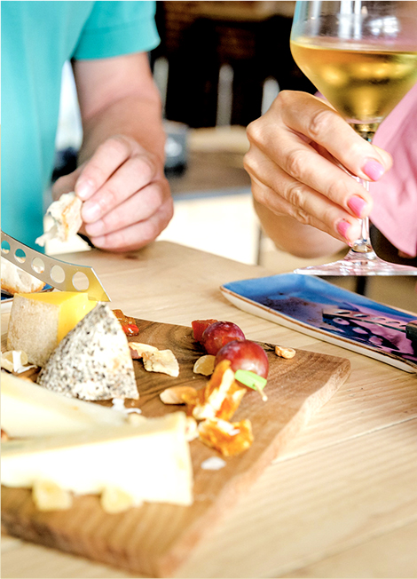 Asesoramiento sobre quesos